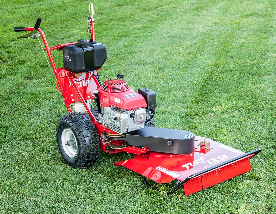 Brush Cutter Professional Grounds Care Equipment Turf Teq