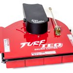 TURF TEQ Brush Cutter Attachment is Compatible with Any Multi-Use Machine