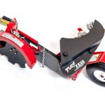 TURF TEQ Power Edger Attachment is Compatible with Any Multi-Use Machine
