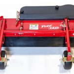 TURF TEQ Power Rake Attachment is Compatible with Any Multi-Use Machine