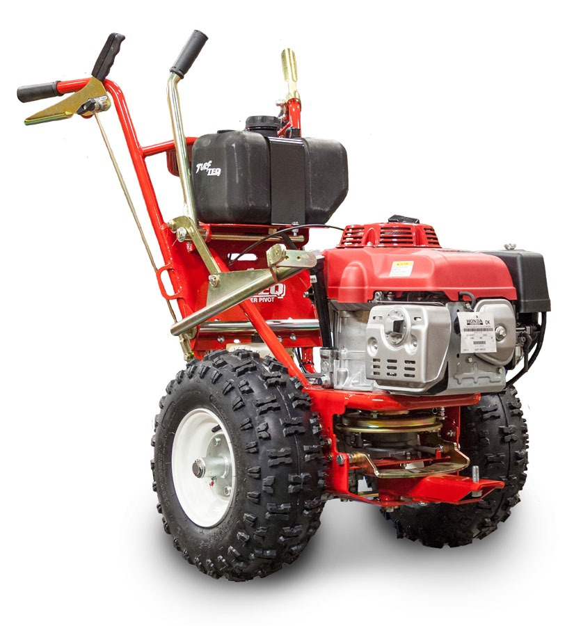 Turf Teq Multi Use Tractor Powers All Of Our Multi Use