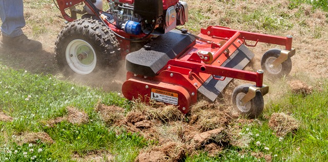 the most durable in demand rental pre seeder professional grounds